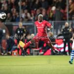 17-05-2018: Voetbal: Almere City FC v De Graafschap: Almere Leeroy Owusu (Almere City FC) Jupiler League finale play-offs 2017 / 2018