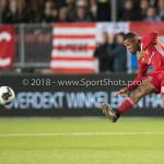 17-05-2018: Voetbal: Almere City FC v De Graafschap: Almere Jerge Hoefdraad (Almere City FC) Jupiler League finale play-offs 2017 / 2018