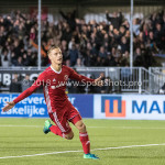 17-05-2018: Voetbal: Almere City FC v De Graafschap: Almere Silvester van de Water (Almere City FC) 1-0 Jupiler League finale play-offs 2017 / 2018