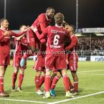 17-05-2018: Voetbal: Almere City FC v De Graafschap: Almere Almere City FC celebrating 1-0 Jupiler League finale play-offs 2017 / 2018