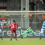17-05-2018: Voetbal: Almere City FC v De Graafschap: Almere Fabian Serrarens (De Graafschap) penatly 1-1 Jupiler League finale play-offs 2017 / 2018