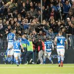 17-05-2018: Voetbal: Almere City FC v De Graafschap: Almere De Graafschap  celebrating 1-1 Jupiler League finale play-offs 2017 / 2018