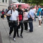 20-05-2018: Voetbal: De Graafschap v Almere City FC: Doetinchem Sjouke Tel - Loop & hersteltrainer (Almere City FC) Jupiler League finale play-offs 2017 / 2018