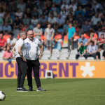 20-05-2018: Voetbal: De Graafschap v Almere City FC: Doetinchem (L-R) Roy Gebbink - Teammanager (Almere City FC), Jan Splinter - Keeperstrainer (Almere City FC) Jupiler League finale play-offs 2017 / 2018