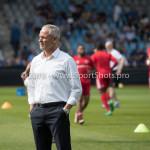 20-05-2018: Voetbal: De Graafschap v Almere City FC: Doetinchem Jack de Gier - Technisch manager/Hoofdtrainer (Almere City FC) Jupiler League finale play-offs 2017 / 2018