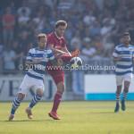 20-05-2018: Voetbal: De Graafschap v Almere City FC: Doetinchem (L-R) Robert Klaasen (De Graafschap), Javier Vet (Almere City FC)