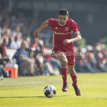 20-05-2018: Voetbal: De Graafschap v Almere City FC: Doetinchem Faris Hammouti (Almere City FC) Jupiler League finale play-offs 2017 / 2018