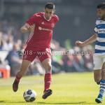 20-05-2018: Voetbal: De Graafschap v Almere City FC: Doetinchem (L-R) Faris Hammouti (Almere City FC), Tarik Tissoudali (De Graafschap) Jupiler League finale play-offs 2017 / 2018