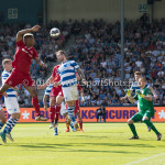 20-05-2018: Voetbal: De Graafschap v Almere City FC: Doetinchem Sherjill Mac-Donalds (Almere City FC) Jupiler League finale play-offs 2017 / 2018