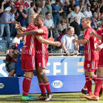 20-05-2018: Voetbal: De Graafschap v Almere City FC: Doetinchem Almere City FC Celebrating 0-1 Jupiler League finale play-offs 2017 / 2018