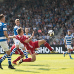 20-05-2018: Voetbal: De Graafschap v Almere City FC: Doetinchem Damon Mirani (Almere City FC) Jupiler League finale play-offs 2017 / 2018