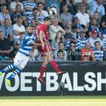 20-05-2018: Voetbal: De Graafschap v Almere City FC: Doetinchem (L-R)Youssef El Jebli (De Graafschap), Faris Hammouti (Almere City FC) Jupiler League finale play-offs 2017 / 2018