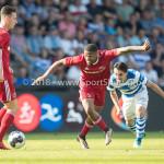 20-05-2018: Voetbal: De Graafschap v Almere City FC: Doetinchem Jerge Hoefdraad (Almere City FC) Jupiler League finale play-offs 2017 / 2018