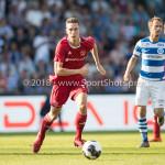 20-05-2018: Voetbal: De Graafschap v Almere City FC: Doetinchem Dennis van der Heijden (Almere City FC) Jupiler League finale play-offs 2017 / 2018