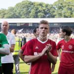20-05-2018: Voetbal: De Graafschap v Almere City FC: Doetinchem Damon Mirani (Almere City FC)  teleurgesteld Jupiler League finale play-offs 2017 / 2018