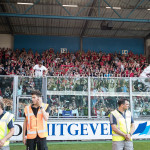 20-05-2018: Voetbal: De Graafschap v Almere City FC: Doetinchem Uitvak met Almere City FC supporters Jupiler League finale play-offs 2017 / 2018
