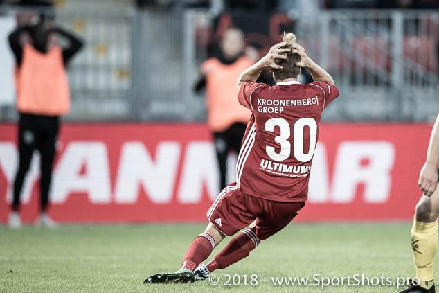 24-08-2018: Voetbal: Almere City FC v Roda JC: Almere James Efmorfidis (Almere City FC) Keuken Kampioen Divisie 2018 / 2019